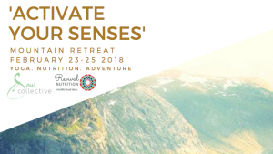 Activate Your Senses Retreat